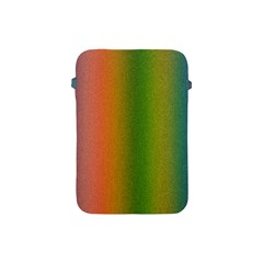 Colorful Stipple Effect Wallpaper Background Apple iPad Mini Protective Soft Cases