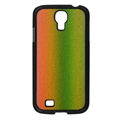 Colorful Stipple Effect Wallpaper Background Samsung Galaxy S4 I9500/ I9505 Case (black)