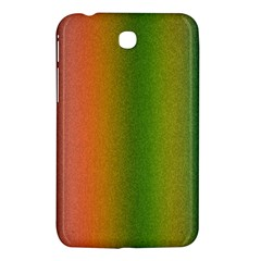Colorful Stipple Effect Wallpaper Background Samsung Galaxy Tab 3 (7 ) P3200 Hardshell Case