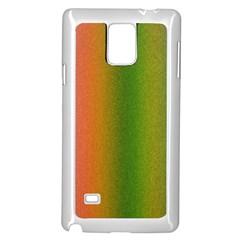 Colorful Stipple Effect Wallpaper Background Samsung Galaxy Note 4 Case (white)