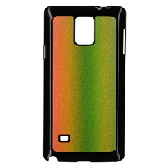 Colorful Stipple Effect Wallpaper Background Samsung Galaxy Note 4 Case (Black)