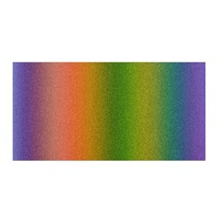 Colorful Stipple Effect Wallpaper Background Satin Wrap
