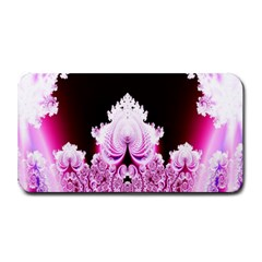 Fractal In Pink Lovely Medium Bar Mats