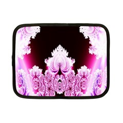 Fractal In Pink Lovely Netbook Case (small)