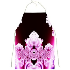 Fractal In Pink Lovely Full Print Aprons
