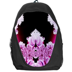 Fractal In Pink Lovely Backpack Bag