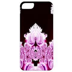Fractal In Pink Lovely Apple iPhone 5 Classic Hardshell Case