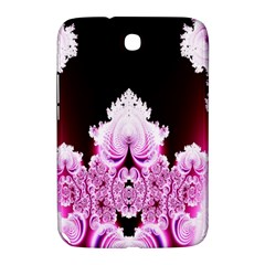 Fractal In Pink Lovely Samsung Galaxy Note 8 0 N5100 Hardshell Case