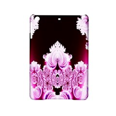 Fractal In Pink Lovely Ipad Mini 2 Hardshell Cases