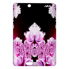 Fractal In Pink Lovely Amazon Kindle Fire HD (2013) Hardshell Case