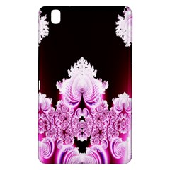 Fractal In Pink Lovely Samsung Galaxy Tab Pro 8.4 Hardshell Case