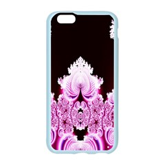 Fractal In Pink Lovely Apple Seamless iPhone 6/6S Case (Color)
