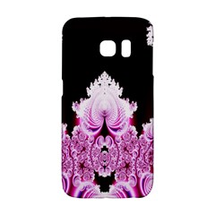 Fractal In Pink Lovely Galaxy S6 Edge