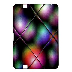 Soft Balls In Color Behind Glass Tile Kindle Fire Hd 8 9