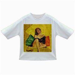 Pin up girl  Infant/Toddler T-Shirts