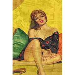 Pin up girl  5.5  x 8.5  Notebooks