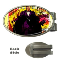 Monte Cristo Money Clips (Oval)
