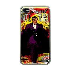 Monte Cristo Apple Iphone 4 Case (clear)