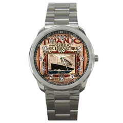 Titanic Sport Metal Watch