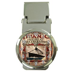 Titanic Money Clip Watches