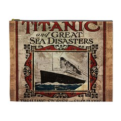 Titanic Cosmetic Bag (XL)