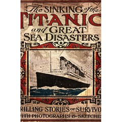 Titanic 5.5  x 8.5  Notebooks