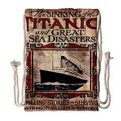 Titanic Drawstring Bag (Large)
