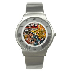 Love stories Stainless Steel Watch