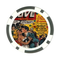 Love stories Poker Chip Card Guard (10 pack)