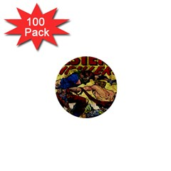 Western Thrillers 1  Mini Buttons (100 pack)