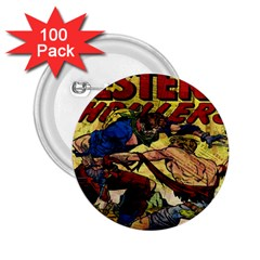 Western Thrillers 2.25  Buttons (100 pack)