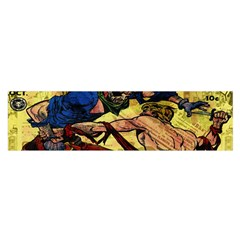 Western Thrillers Satin Scarf (Oblong)