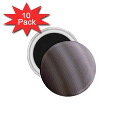 Fractal Background With Grey Ripples 1.75  Magnets (10 pack)