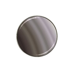 Fractal Background With Grey Ripples Hat Clip Ball Marker (4 Pack)