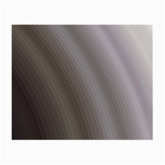 Fractal Background With Grey Ripples Small Glasses Cloth (2-Side)