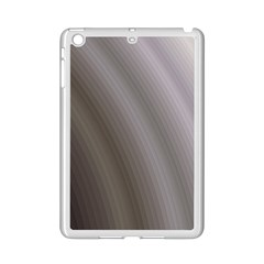 Fractal Background With Grey Ripples iPad Mini 2 Enamel Coated Cases