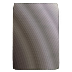 Fractal Background With Grey Ripples Flap Covers (s)