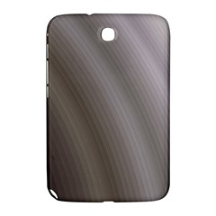 Fractal Background With Grey Ripples Samsung Galaxy Note 8.0 N5100 Hardshell Case