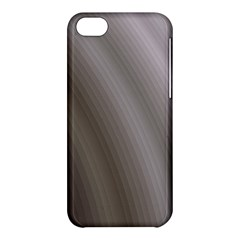 Fractal Background With Grey Ripples Apple Iphone 5c Hardshell Case