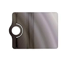 Fractal Background With Grey Ripples Kindle Fire HD (2013) Flip 360 Case