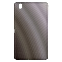 Fractal Background With Grey Ripples Samsung Galaxy Tab Pro 8.4 Hardshell Case