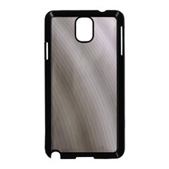 Fractal Background With Grey Ripples Samsung Galaxy Note 3 Neo Hardshell Case (black)