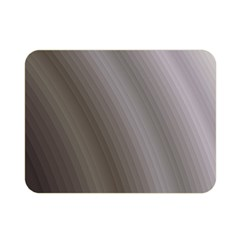 Fractal Background With Grey Ripples Double Sided Flano Blanket (mini)