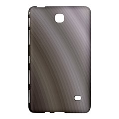 Fractal Background With Grey Ripples Samsung Galaxy Tab 4 (7 ) Hardshell Case
