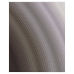 Fractal Background With Grey Ripples Drawstring Bag (small)