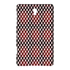 Squares Red Background Samsung Galaxy Tab S (8.4 ) Hardshell Case