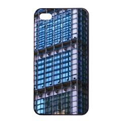 Modern Business Architecture Apple Iphone 4/4s Seamless Case (black)