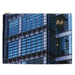 Modern Business Architecture Cosmetic Bag (XXL)