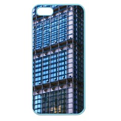 Modern Business Architecture Apple Seamless Iphone 5 Case (color)
