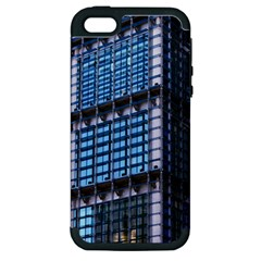 Modern Business Architecture Apple iPhone 5 Hardshell Case (PC+Silicone)